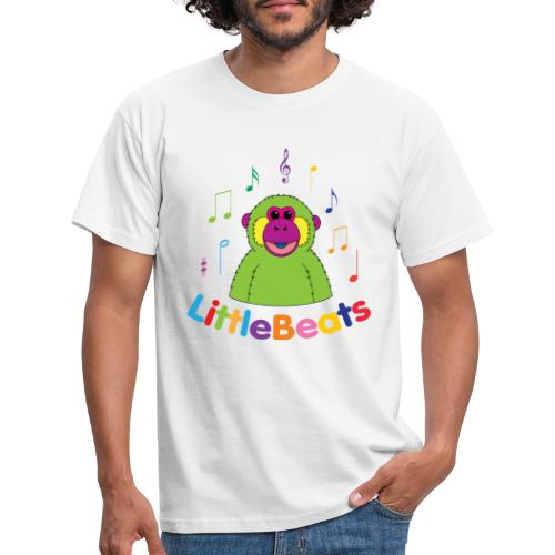LittleBeats - Men's T-Shirt