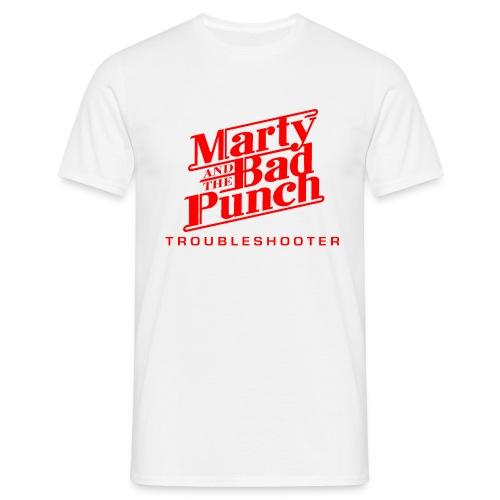 trouble png - Men's T-Shirt
