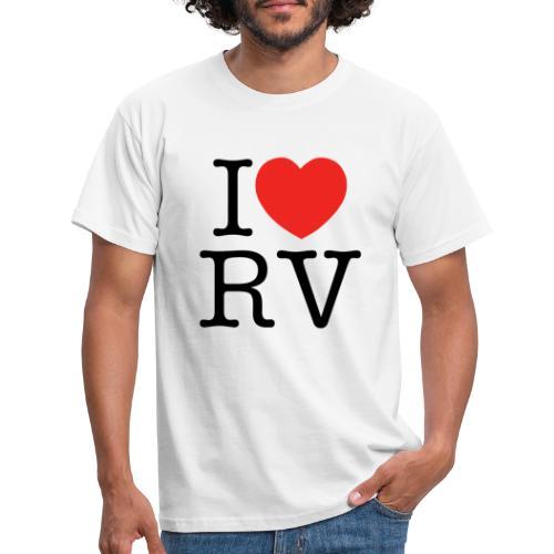 I love Ravensburg - Männer T-Shirt