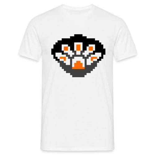 MinecraftExpress Logo - Männer T-Shirt