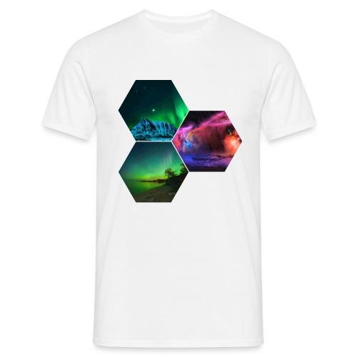 Aurora - Maglietta da uomo