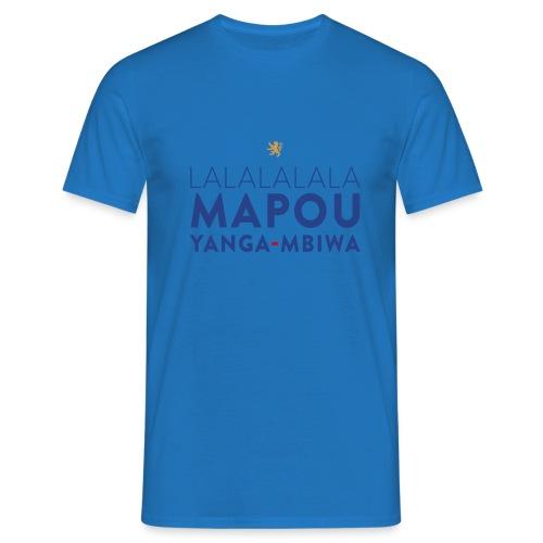 Mapou YANGA-MBIWA - T-shirt Homme