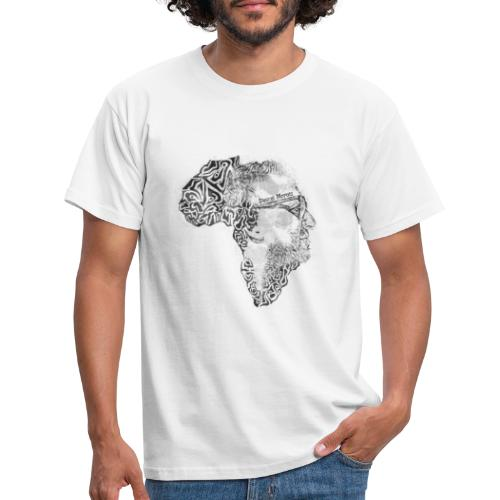 Afrihead - Men's T-Shirt