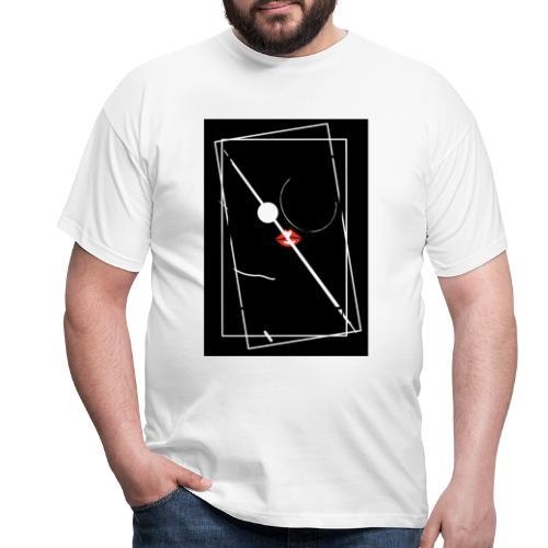 Kringel Dark - Männer T-Shirt
