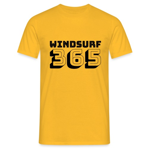 Windsurfing 365 - Men's T-Shirt
