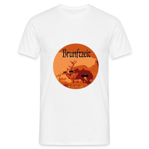 brunftzeit - Männer T-Shirt