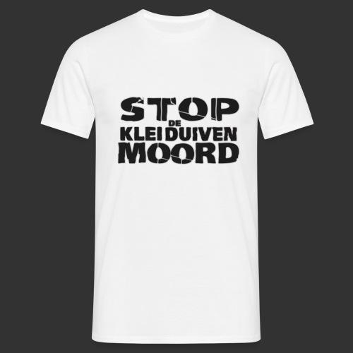 kleiduivenmoord - Mannen T-shirt