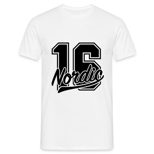 sixteen png - Männer T-Shirt