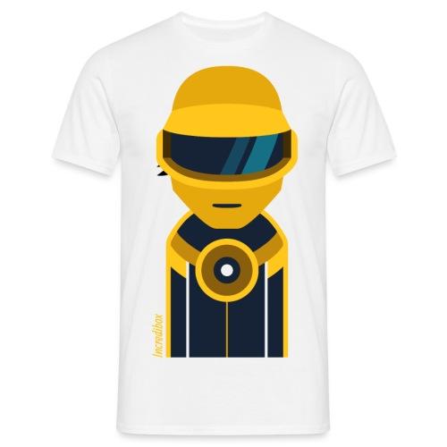 GOLD ROBOT - T-shirt Homme