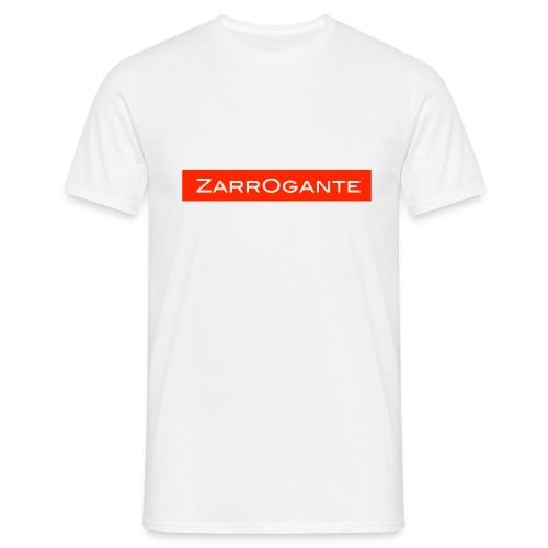 BasicLogoRed - Maglietta da uomo