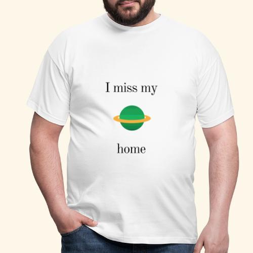 nieziemsko - Koszulka męska