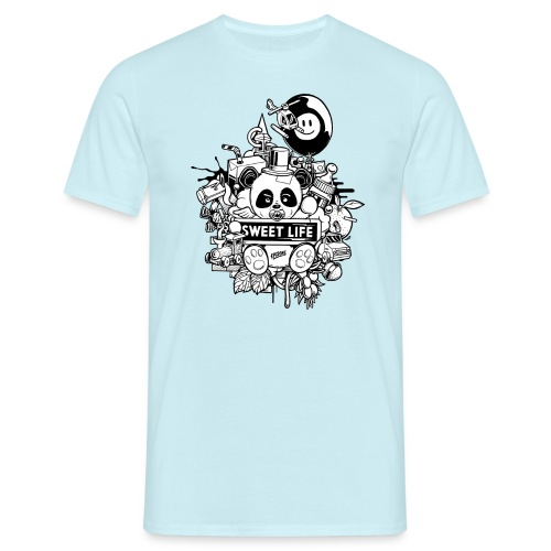 SWEETLIFE - T-shirt Homme