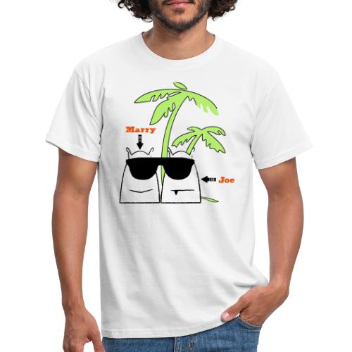 Marry & Joe - Männer T-Shirt