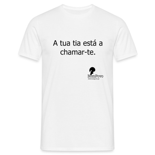 atuatiaestaachamarte - Men's T-Shirt