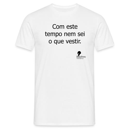 comestetempo - Men's T-Shirt