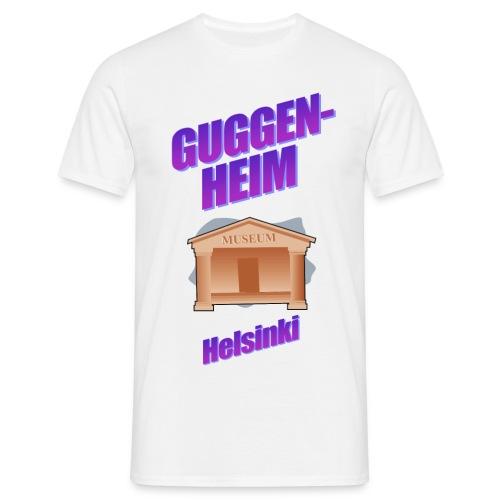 Guggenheim Helsinki - Men's T-Shirt
