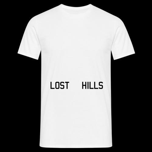 LOST HILLS - Men's T-Shirt