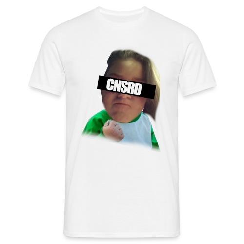 katzengirlhuhmann - Männer T-Shirt