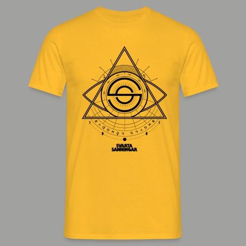 Dracunit symbol2 black - T-shirt herr