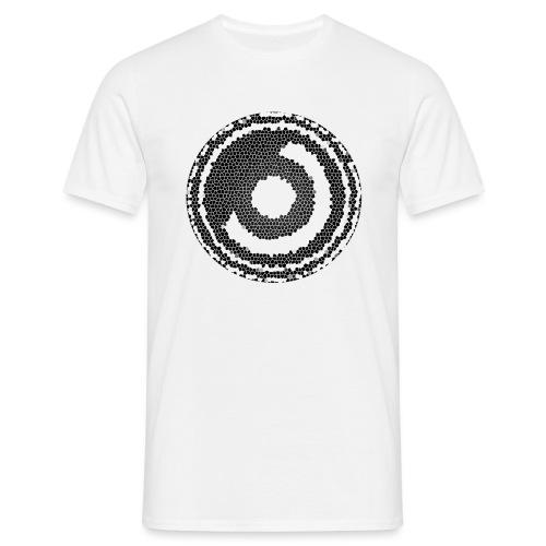 ORBS-NewLogo Mosaik - Männer T-Shirt