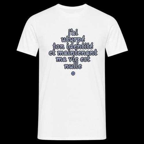 caveat emptor - T-shirt Homme