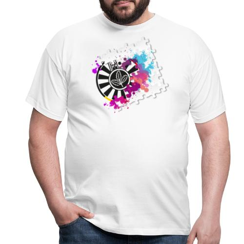 Puzzle rt - Männer T-Shirt