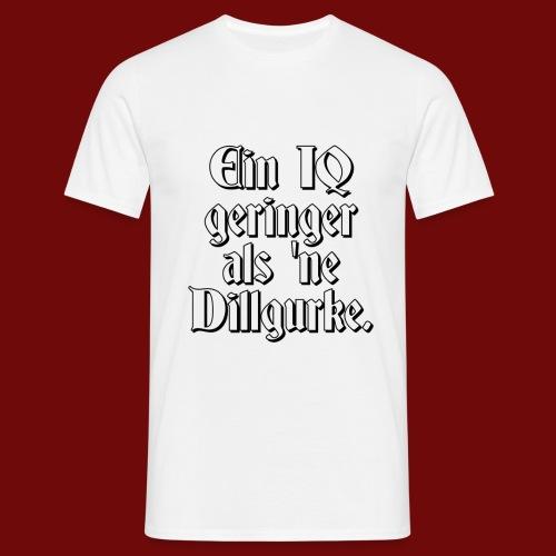 Dillgurke - Männer T-Shirt