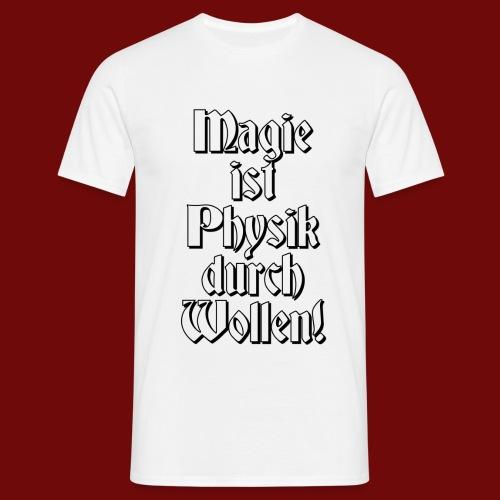 Magie - Männer T-Shirt