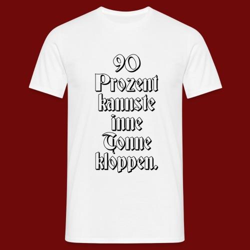 90prozent2 - Männer T-Shirt
