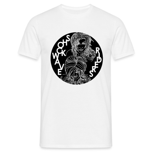 Shockwave Riders - Männer T-Shirt
