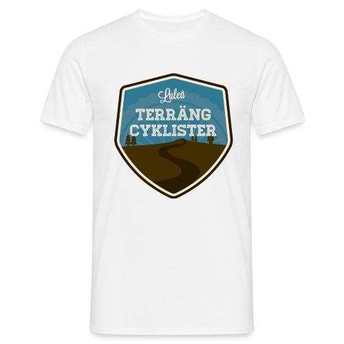 Luleå Terrängcyklister - T-shirt herr