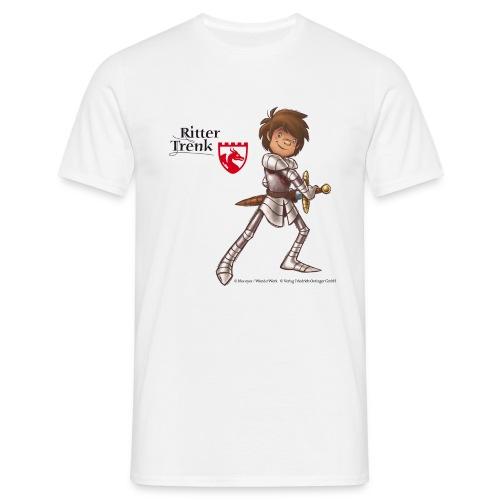 Ritter Trenk Bio-T-Shirt für Kinder - Männer T-Shirt