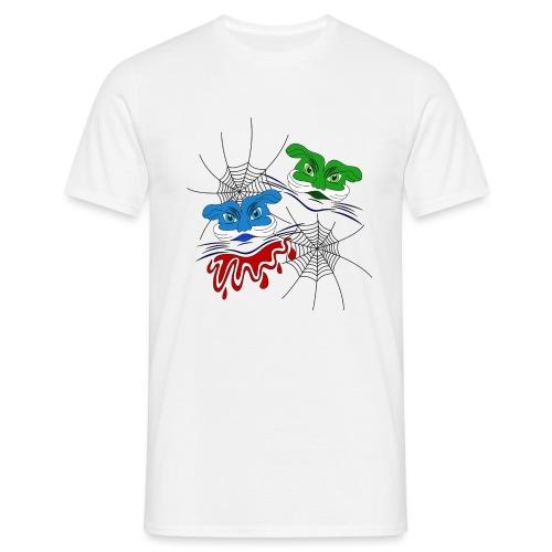 mostri alieni - Maglietta da uomo