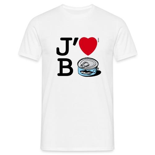 J aime BiTiPi - T-shirt Homme