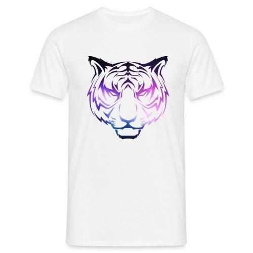 TigerGalaxy png - Männer T-Shirt