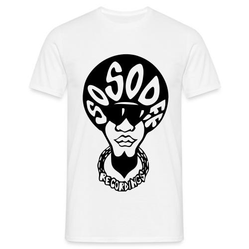 soso def shirt - Männer T-Shirt