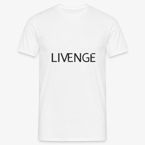 Livenge - Mannen T-shirt
