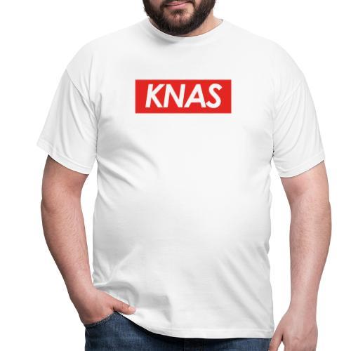 KNAS - T-shirt herr