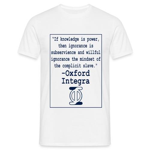 Oxford Integra - Men's T-Shirt
