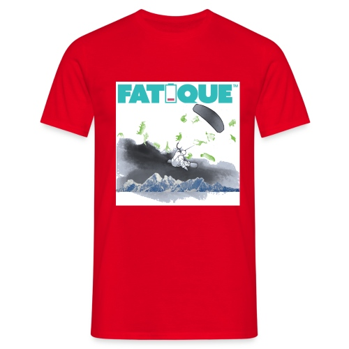 Fatique logo front animal - Miesten t-paita