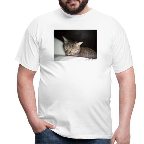 Katzen Liebhaber Und Leidenschaft - Männer T-Shirt