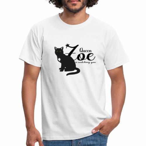 zoe3queen - Männer T-Shirt