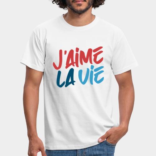 Ich liebe das Leben - T-shirt Homme