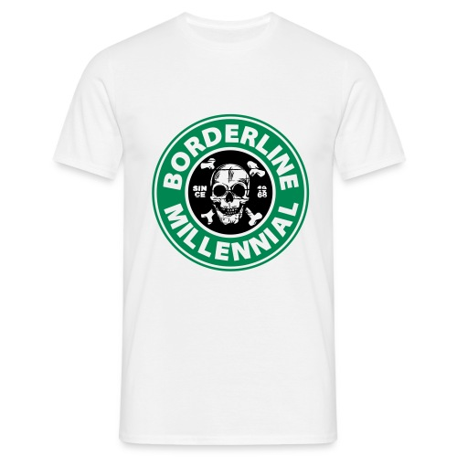 sb millennial - Men's T-Shirt