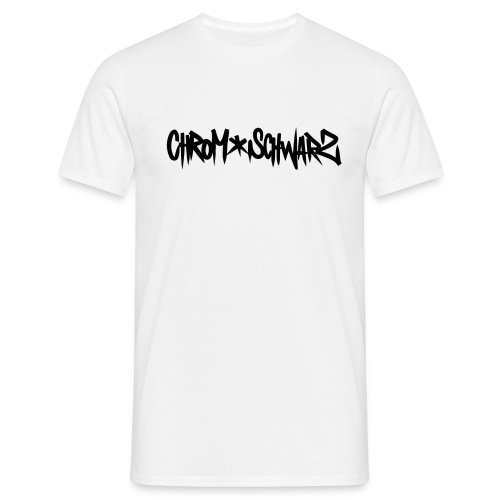 ChromSchwarz - Men's T-Shirt