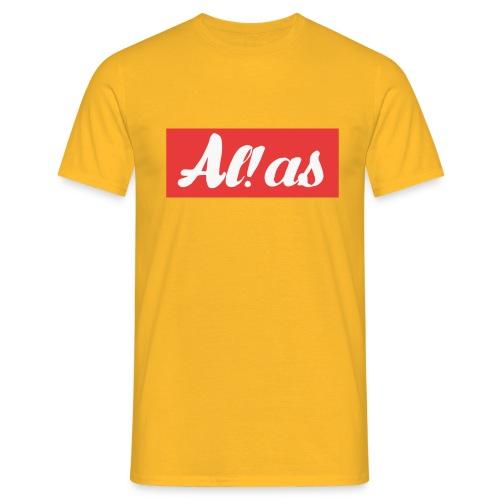 Al!as - Herre-T-shirt