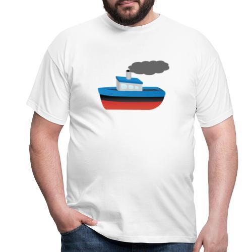 Dieseldampfer - Männer T-Shirt