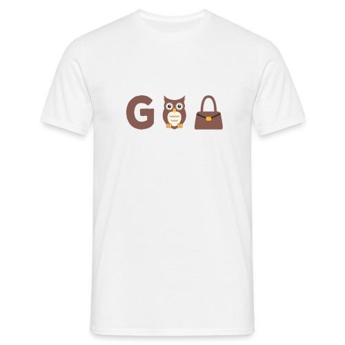 Gowlbag - Men's T-Shirt