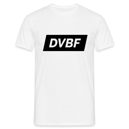 DVBF Svart - T-shirt herr