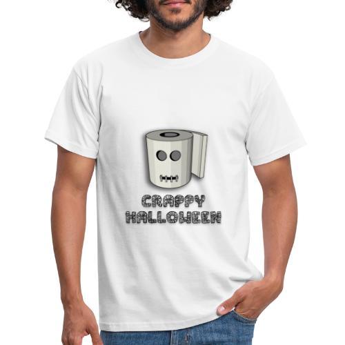 Carta Igienica di Halloween - Maglietta da uomo